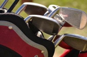 differents types de clubs de golf