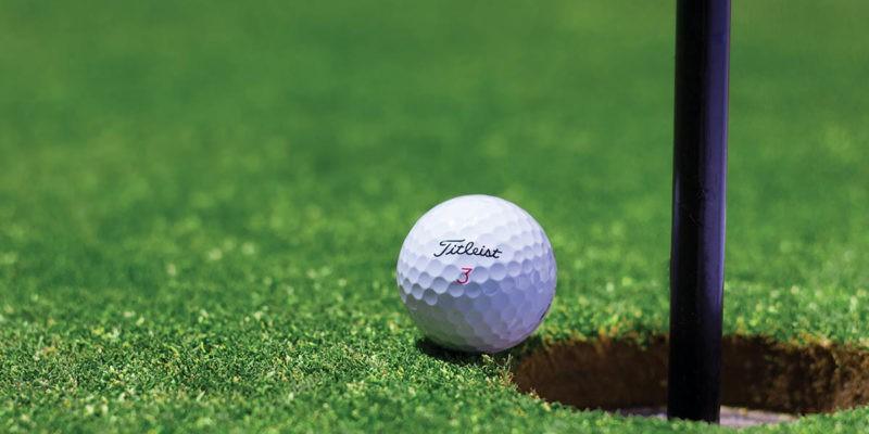 les trois plus beaux trous en un au golf